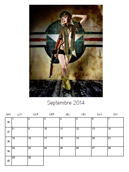☆ Septembre 2014 ☆