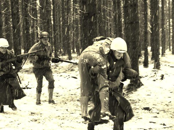 ☆ Bastogne Nuts Day 2014 ☆