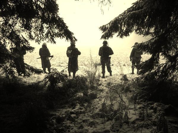 ☆ Bastogne Nuts Day 2014 ☆