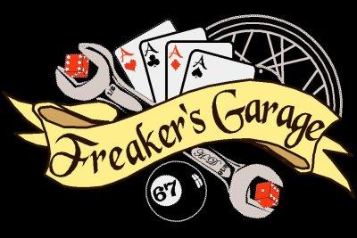 Logo Freaker's Garage