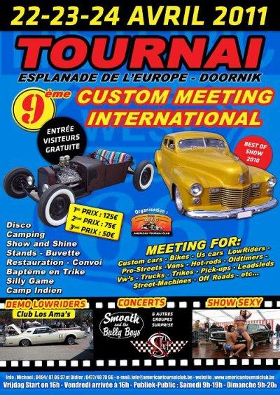 9 éme Custom meeting international ATC