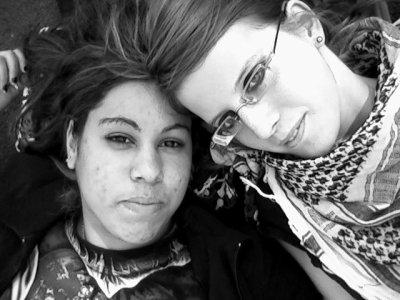 ma petite maman et moi :)