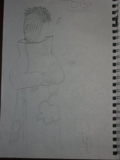 Série : Mes dessins (Naruto)