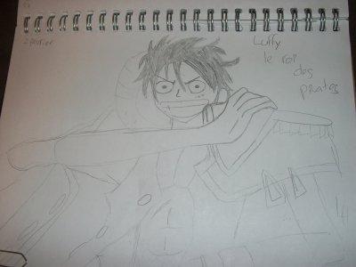 Série : Mes dessins (One piece)