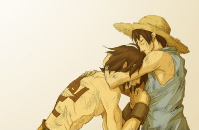 Série: Luffy x Ace (One piece)