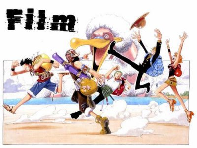 "Films One Piece / Prochain Film : "" Z """