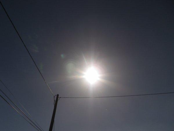 Soleil-cancer-perte de vision