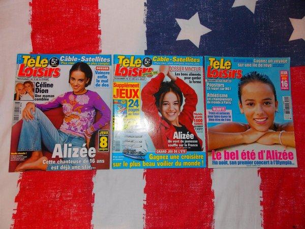 ✘ Magazines - Télé Loisirs