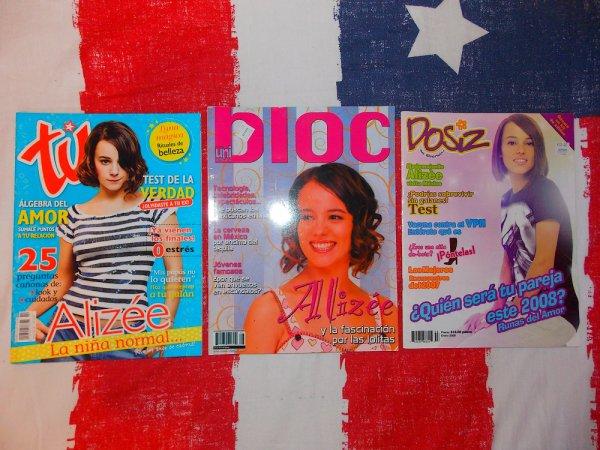 ✘ Magazines étrangers