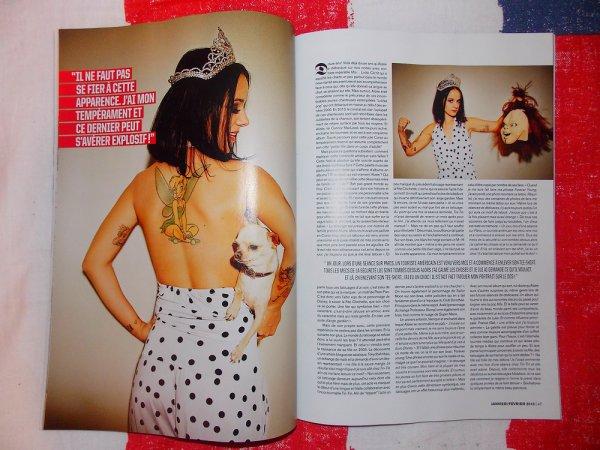 ✘ Magazine - Inked