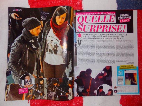 ✘ Magazine - Closer