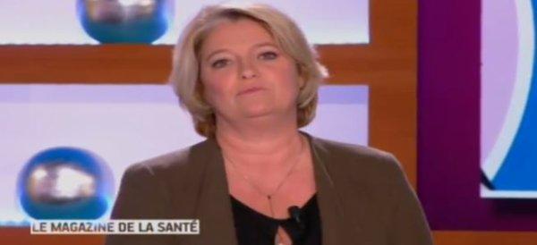 Marina Carrère d'Encausse brûlée vive et dans le coma ? Elle répond en direct sur France 5 ...
