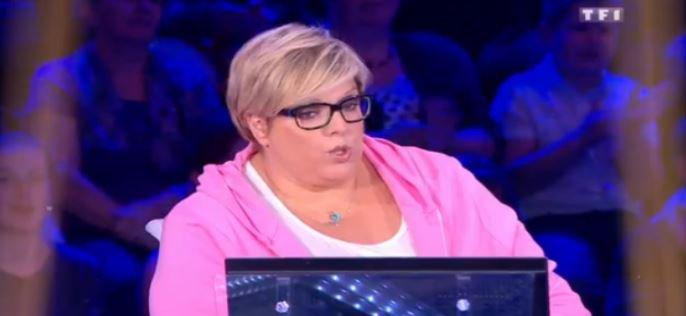 """Laurence Boccolini affirme qu'elle gagne toujours 10.000 euros grâce à """"Money Drop"""" sur TF1..."""
