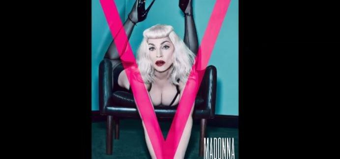 Ecoutez le nouveau single de Madonna que la chanteuse vient de dévoiler...