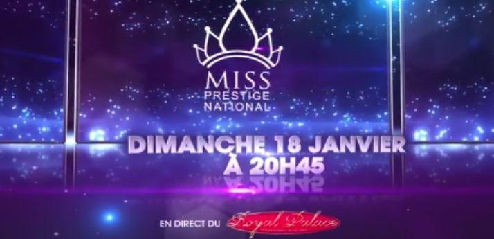 """Non Stop People"" diffusera en janvier la cérémonie de Miss Prestige National... Regardez !"