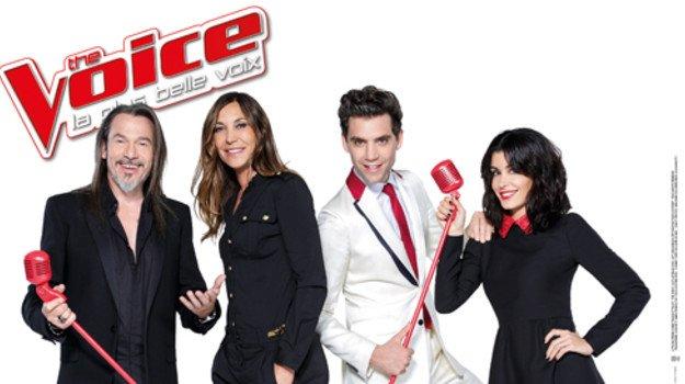 """""""The Voice"""" de retour en prime sur TF1 le 10 janvier prochain pour  la quatrième saison avec Nikos...."""