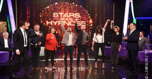 """""""Stars sous hypnose"""" de retour le 16 janvier sur TF1 avec Anne Roumanoff, Willy Rovelli, Karine Ferri..."""