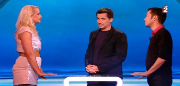 """Retour gagnant pour le jeu """"Pyramide"""" hier soir sur France 2 avec Olivier Minne..."""