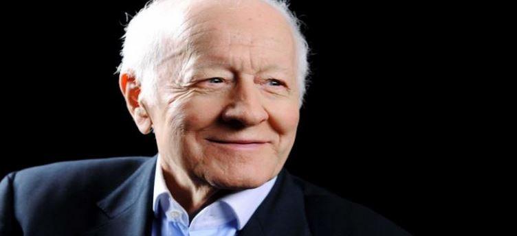 Le journaliste et écrivain Jacques Chancel est mort à l'age de 86 ans...