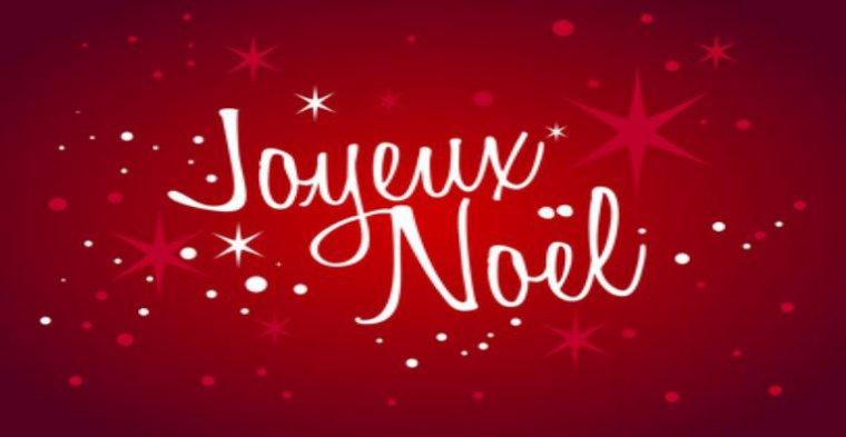 """Toute l'équipe de """"Medias infos"""" vous souhaite un très joyeux Noël !"""