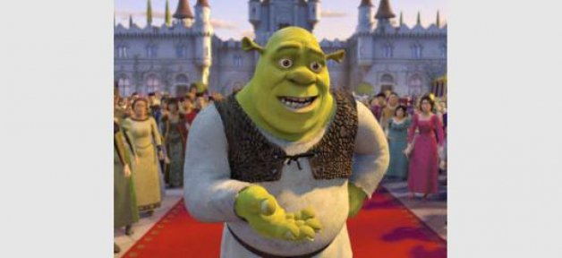 """Avec """"Shrek 2"""" et """"Happy Feet"""", large succès hier après-midi pour TF1..."""