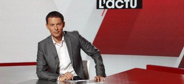 Marc-Olivier Fogiel va faire sur retour à la télévision sur France 3 ....