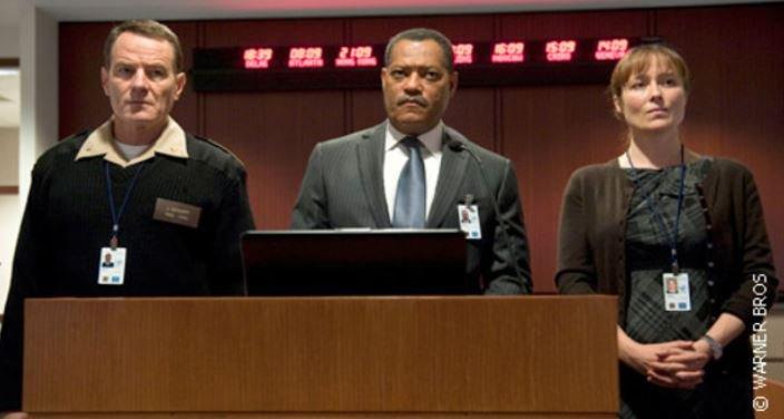 "TF1 diffusera le film  ""Contagion"" avec Matt Damon, Kate Winslet, Jude Law le 18 janvier prochain en prime..."