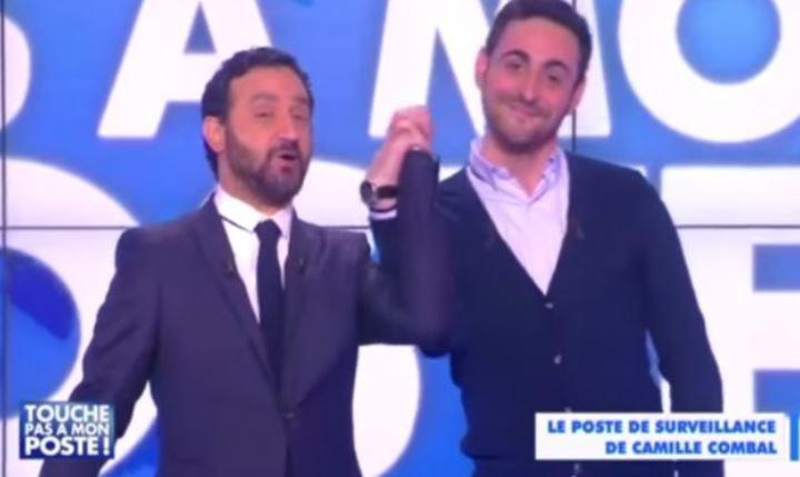 """Cyril Hanouna va céder sa place à Camille Combal pour l'animation de """"""""L'¼uf ou la Poule"""" sur D8..."""