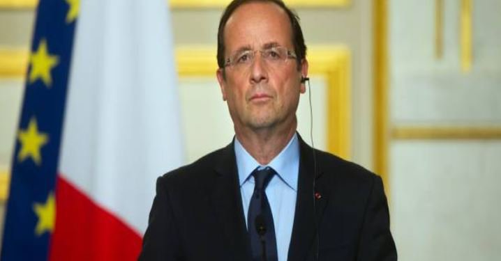 Ce soir à 20H, François Hollande présentera ses v½ux de huit minutes aux Français...