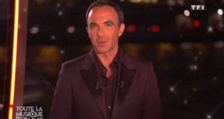 Nikos Aliagas commence l'année 2015 sur TF1  largement en tête des audiences...
