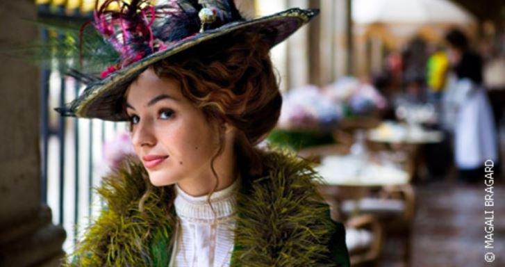 """""""Les aventures extraordinaires d'Adèle Blanc-Sec"""" leader des audiences jeudi soir sur TF1...."""