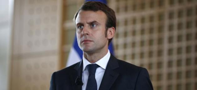 """David Pujadas va recevoir Emmanuel Macron dans """"Des paroles et des actes"""" sur France 2..."""