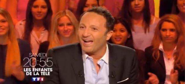"""""""Les enfants de la télé"""" leader des audiences samedi soir sur TF1, France 5 leader TNT..."""