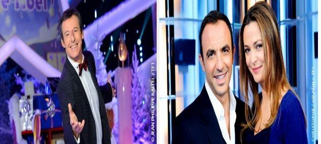 Les JT, Jean-Luc Reichmann, Nikos et Sandrine Quétier... au top des audiences samedi sur TF1 !