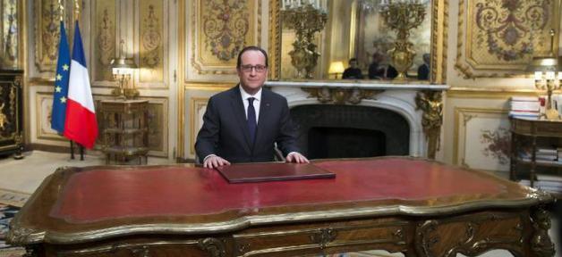 Fusillade Charlie Hebdo : François Hollande interviendra ce soir sur toutes les télévisions...