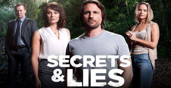 """France 2 lancera sa nouvelle série australienne """"Secrets & Lies"""" le 26 janvier prochain en prime..."""