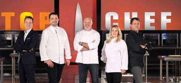 """Grand retour de """"Top Chef"""" le lundi 26 janvier prochain en prime sur M6 avec Philippe Etchebest..."""