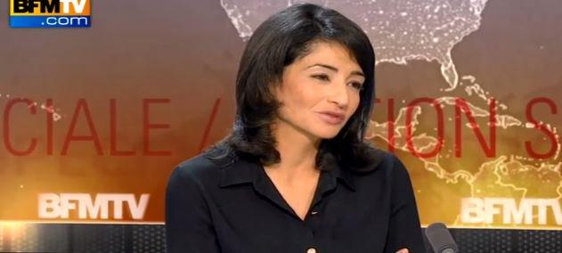 Charlie Hebdo: Regardez l'émotion sur BFM TV de Jeannette Bougrab, la compagne de Charb assassiné hier ... Regardez !