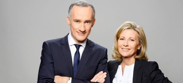 En raison de  l'actualité, TF1 proposera demain une programmation spéciale avec Claire Chazal,  Gilles Bouleau et  Harry Roselmack...