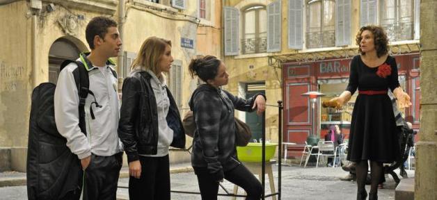"""La série """"Plus belle la vie"""" évoquera dès mardi soir sur France 3 la tuerie de Charlie Hebdo..."""
