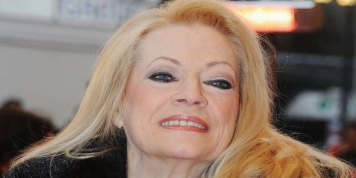 """Anita Ekberg de """"La Dolce Vita"""" est décédée à l'âge de 83 ans..."""