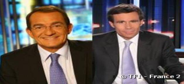 Hommage aux victimes: Edition spéciale demain à 11H sur TF1 et France 2 avec Jean-Pierre Pernaut et David Pujadas...