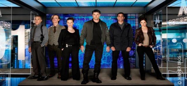 """Plus de 1 million de téléspectateurs hier soir en moyenne pour le début de la nouvelle série """"Almost Human"""" sur TF1..."""