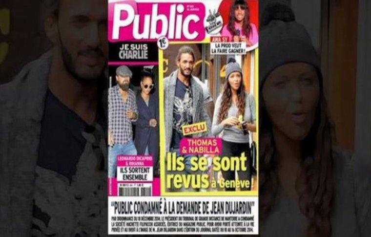 """Nabilla et Thomas se sont-ils revus à Genève comme le sous-entend """"Public"""" ? La jeune femme répond sur Twitter..."""