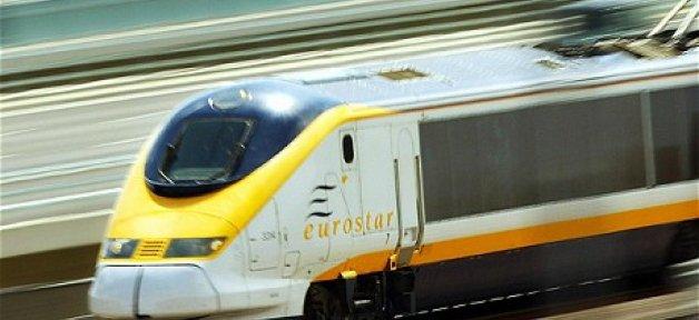 Le trafic entre Calais et Douvres arrêté: De la fumée a été détectée dans le tunnel sous la Manche...