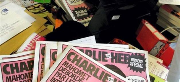 Le tirage du dernier numéro de Charlie Hebdo est finalement porté à 7 millions d'exemplaires...