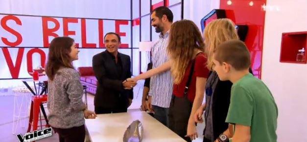 """Excellente audience pour """"The Voice"""" hier soir sur TF1 avec plus de 7.6 million de téléspectateurs..."""