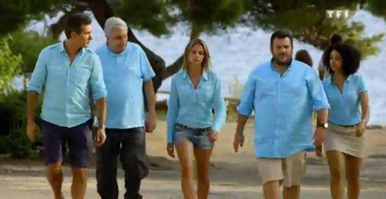 """""""Camping Paradis"""" leader des audiences hier soir sur TF1, Très bon score pour """"Castle"""", Bon score pour """"Taken""""..."""