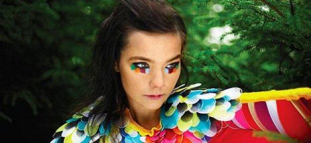 La chanteuse Björk victime d'un piratage: Plusieurs titres de son nouvel album ont été divulgués sur la Toile...