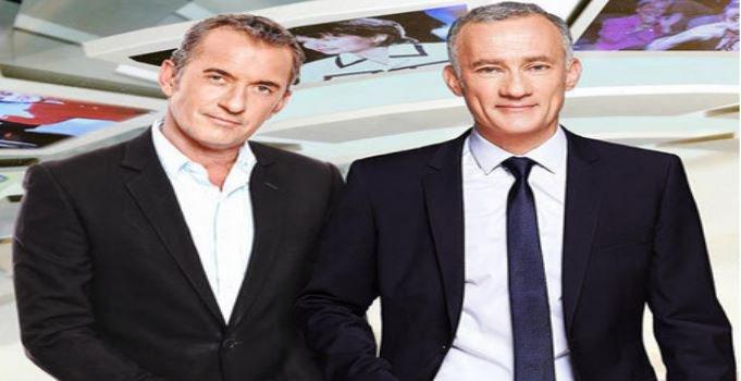Gilles Bouleau et Christophe Dechavanne le 6 février en prime: Découvrez les premières images de l'émission anniversaire de TF1...